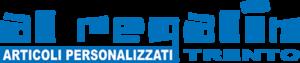 logo blu AL REGALIN