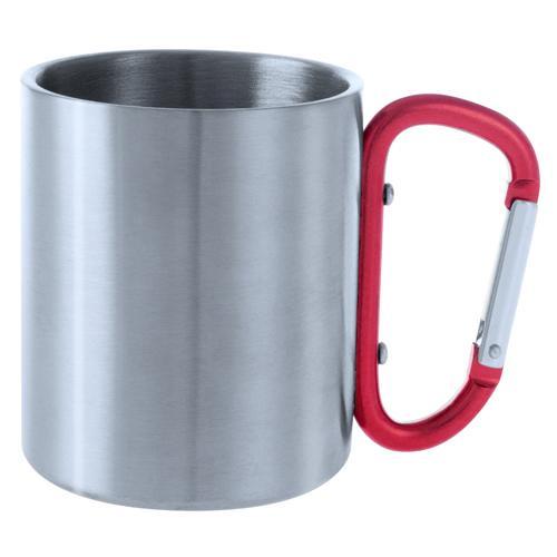 tazza in alluminio