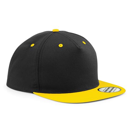 cappellino hip hop bicolore
