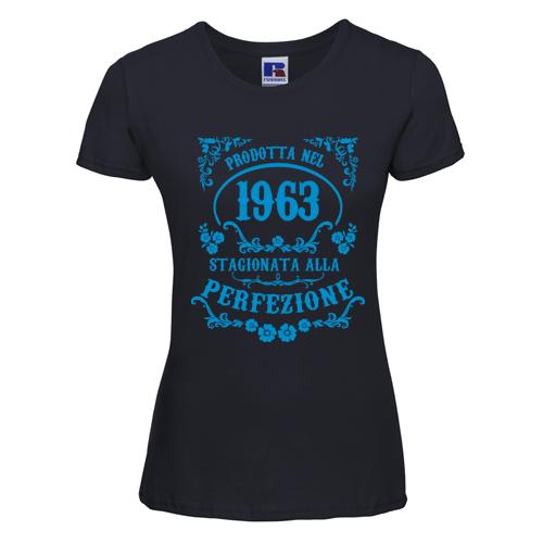 t-shirt personalizzata prodotta nel 1963