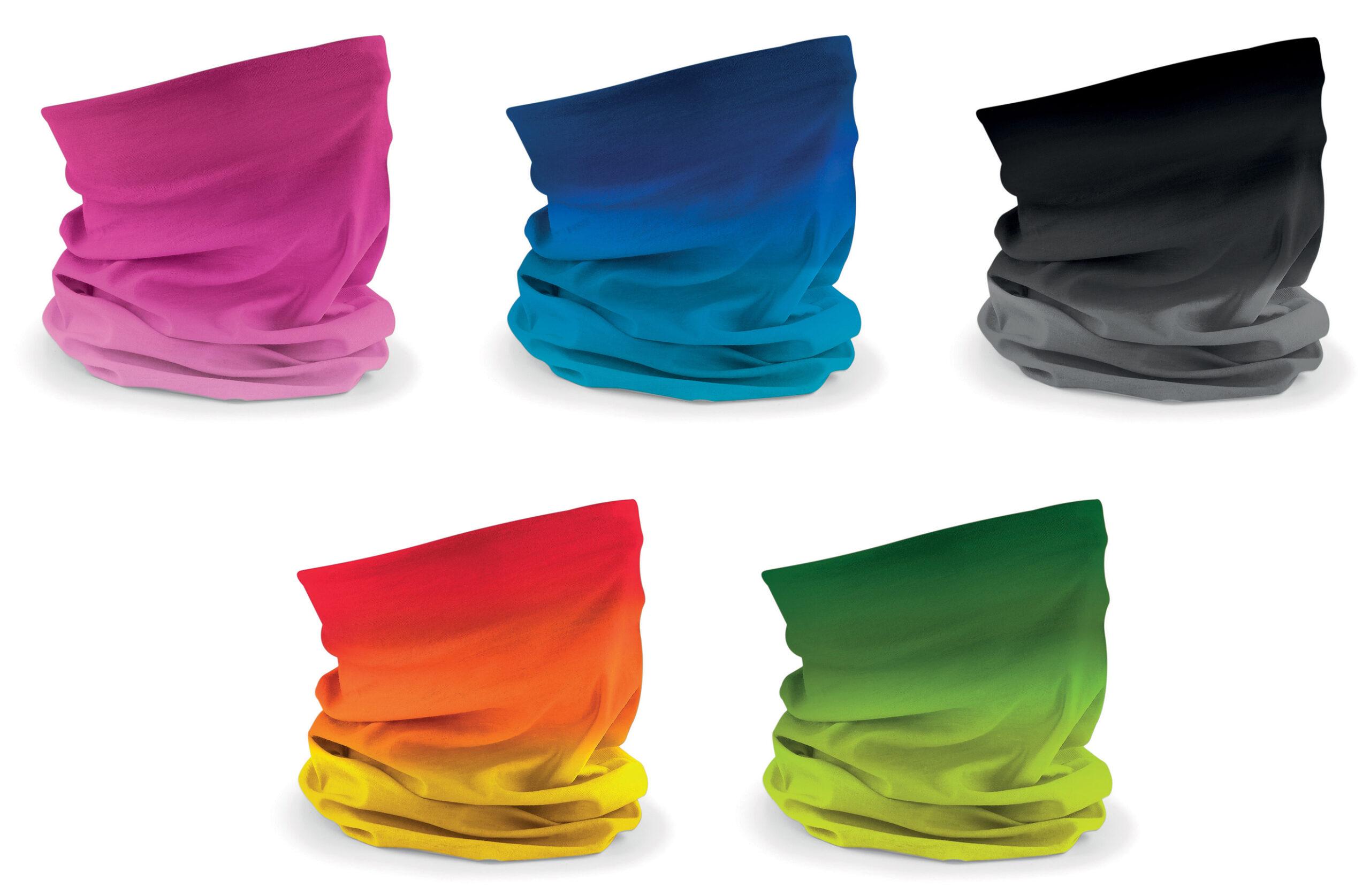 scaldacollo sfumato colori
