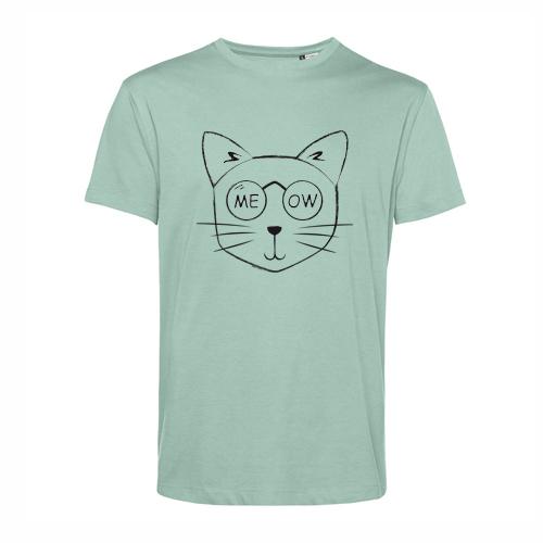 t-shirt personalizzata gatto meow