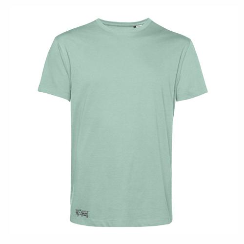 t-shirt cotone organico uomo donna