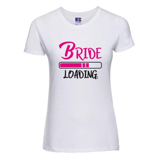 t-shirt_donna_bride_loading_bianco_addio_nubilato